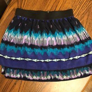 High wasted Lauren Conrad skirt